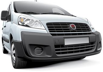 Italian light commercial vehicle