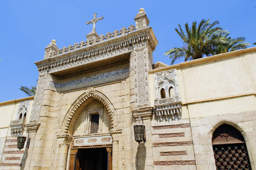 christian church in cairo egypt