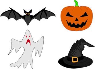 figure di halloween