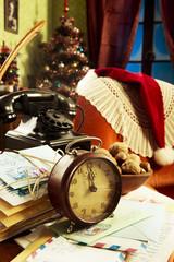 Santa Claus home