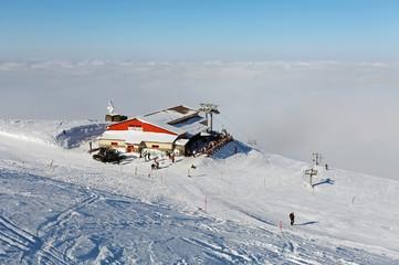 Vratna valley, Slovakia ski resort