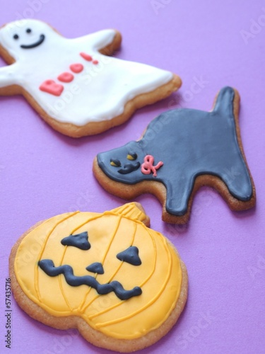 ハロウィン・クッキー