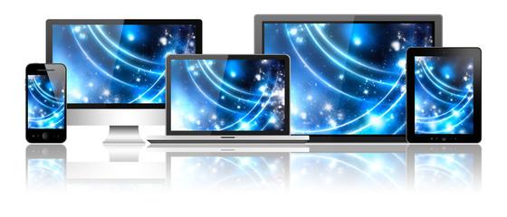 Modern digital devices