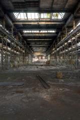Verlassene Fabrik