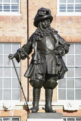 Statue of William III King of England
