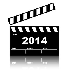 Clapperboard cinema 2014
