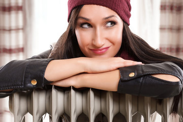 Raumtemperatur - Frau - Kosten senken