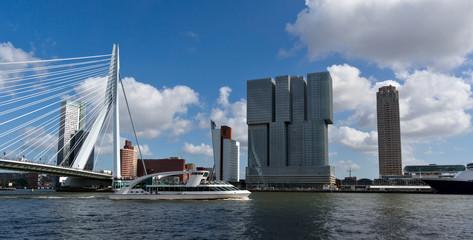 Skyscrapers of Rotterdam