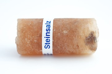 Salt core sample