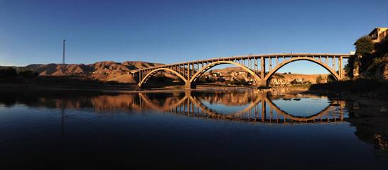 Hasankeyf / Panaroma Yeni köprü