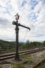 Hydraulic column