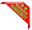 Weihnachten Angebot Banner #131021-svg02