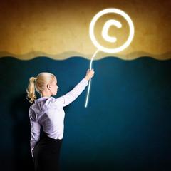 Copyright sichern