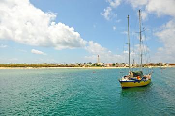Culatra Island, Algarve, Portugal