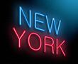New York concept.