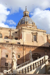 Postcard from Palermo, Italy