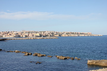 Postcard from Siracusa, Italy