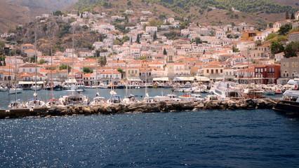 Isla de Hydra, Grecia