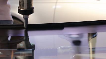 Riparazione e sostituzione cristalli parabrezza