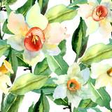 Floral seamless pattern - 57456141