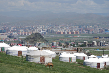 Oulan-Bator, Mongolie