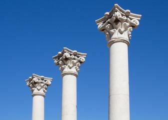 Kultururlaub - antike Säulen