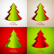 Colorful Christmas Tree Set