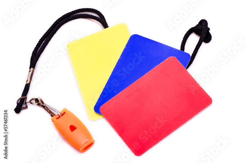 Indoor Soccer Referee kit