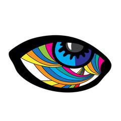 Psychodelic Eye