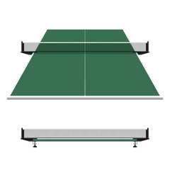 Table tennis, ping pong net