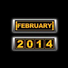 February 2014.