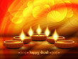 classic background design for diwali festival