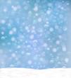 Snowy background. Winter design background