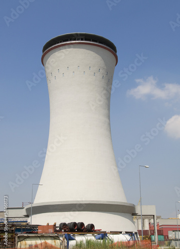 incinerator chimney