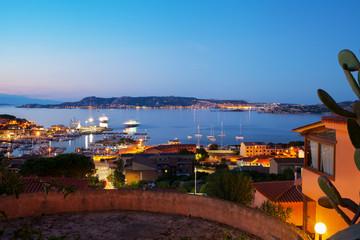 Palau port, Sardinia.