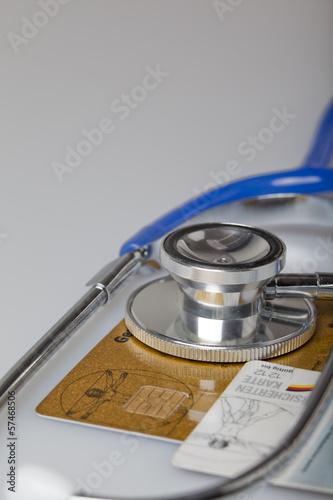 Krankenkassen Konzept