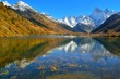 Lake in Caucasus