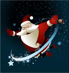 Magic Santa Claus