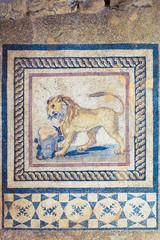Efeze, terrashuizen mosaik