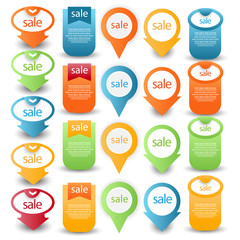 web sale element set
