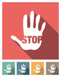 stop - infographie