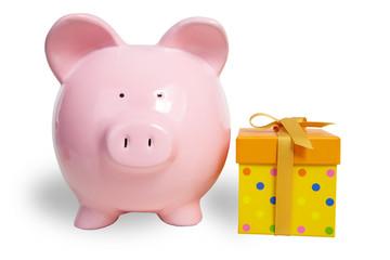 Money-box and fancy boxs
