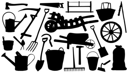 farm_tools_silhouettes