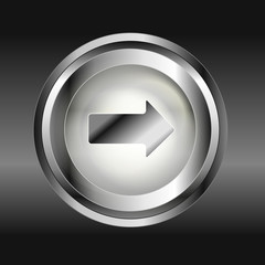 button with arrow