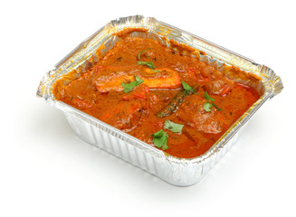 Indian Chicken Curry Takeaway