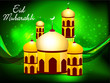 green eid background