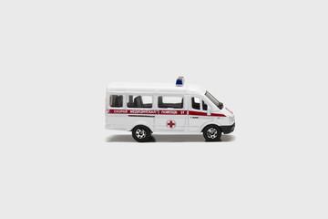 Машина скорой помощи