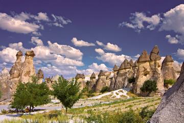 view pf cappadocia