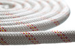 Coil of thick rope