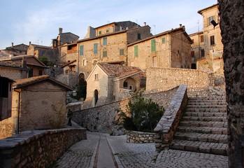 Roccantica-Scorcio nel borgo